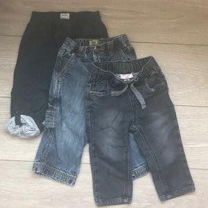 18-24 month pants bundle